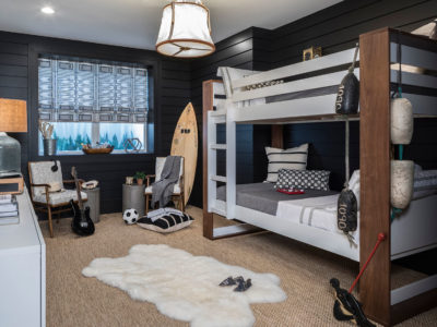 The Bunkroom by Jean Liu Design - Hampton Designer Showhouse