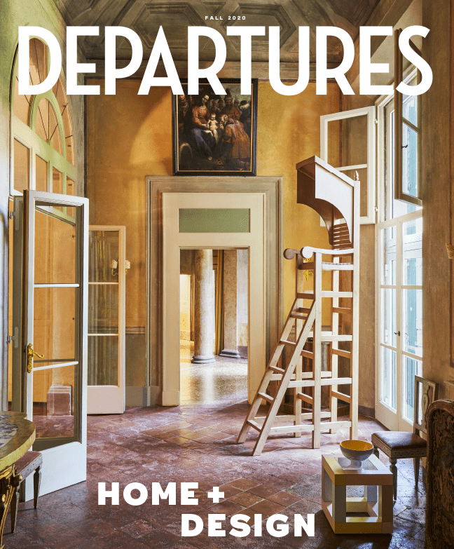Departures Magazine Fall 2020 Cover
